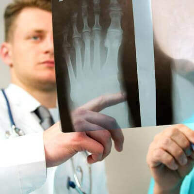 foot & ankle surgery corsicana