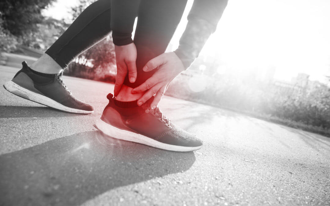 Sprained Ankle? Here Are the Important Steps to Take Next