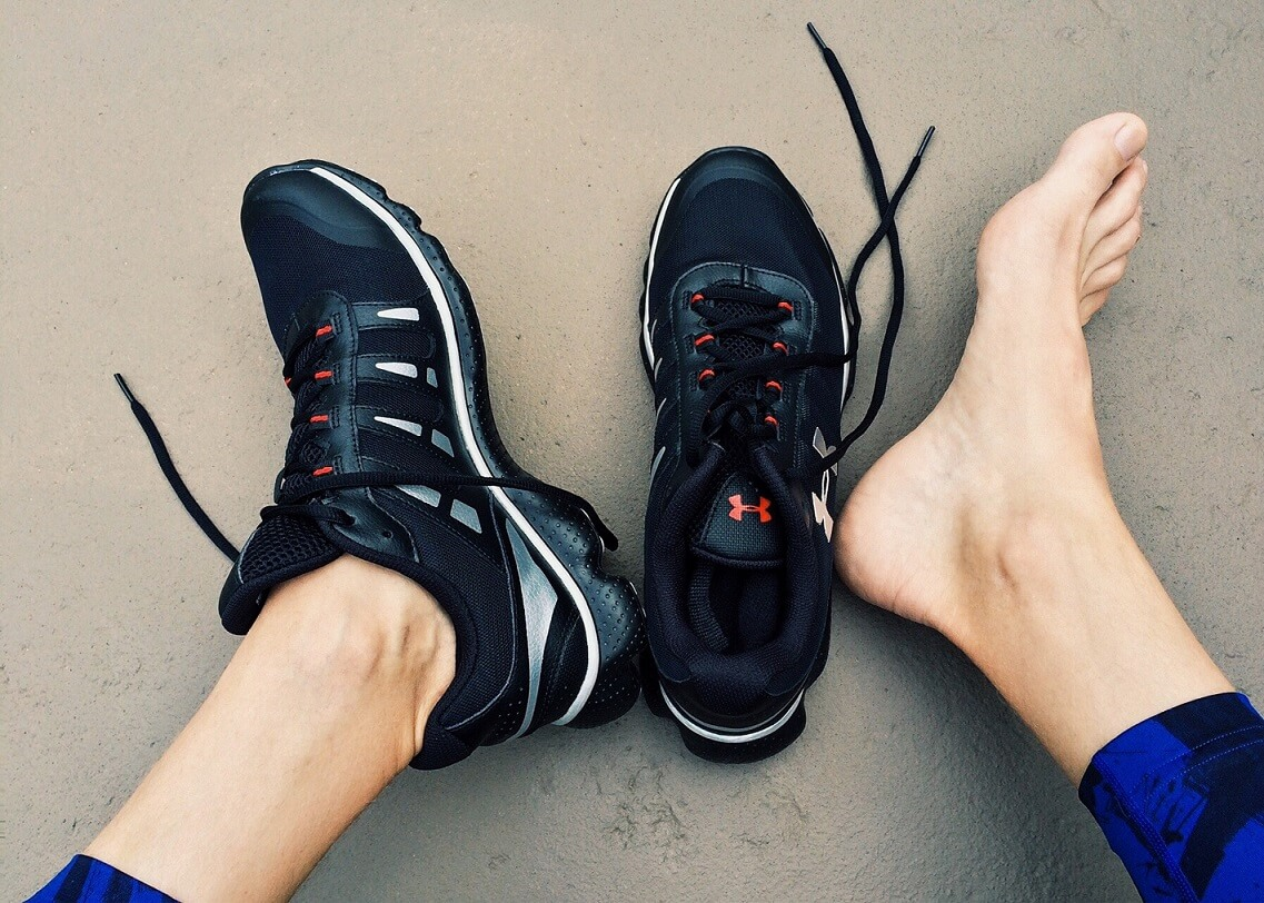best tennis shoes for bad ankles