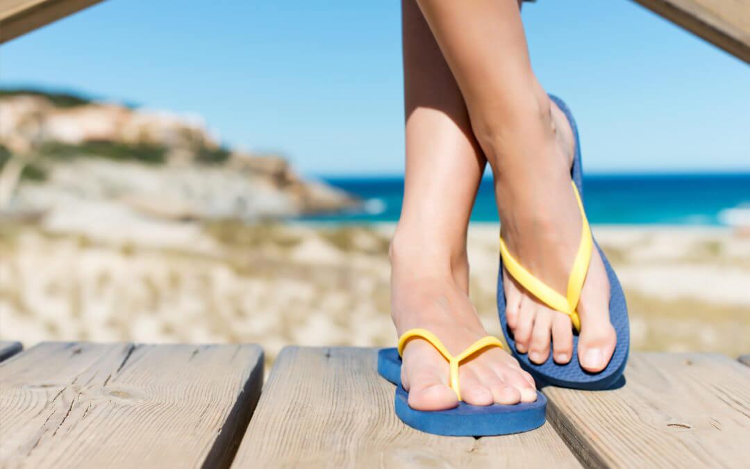 Fun in the Sun but Dangerous on the Soles: Top Dangers of Flip Flops