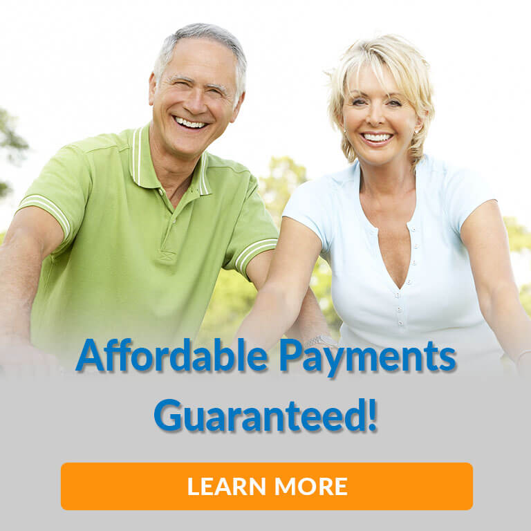 affordable payments guaranteed
